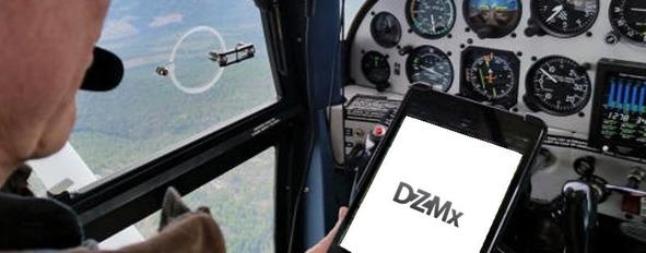 DZMx Connect app image