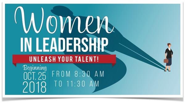 Women in Leadership - Unleash Your Talent