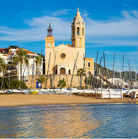 Sitges in English