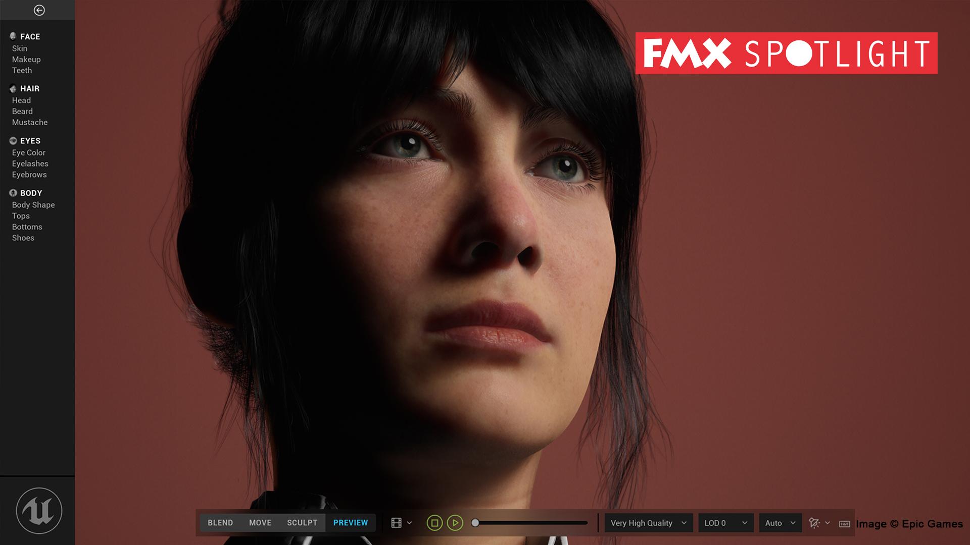 FMX Spotlight on DIGITAL HUMANS